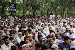 میانمار حکومت نے93 روہنگیا مسلمانوں کو گرفتار کرلیا