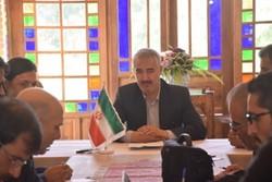 مرند سهم خود را از رویداد بین المللی تبریز ۲۰۱۸ گرفته است