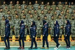 إفتتاح الدورة الاولى من مسابقات الرماية للعسكريين العالم في طهران/ صور