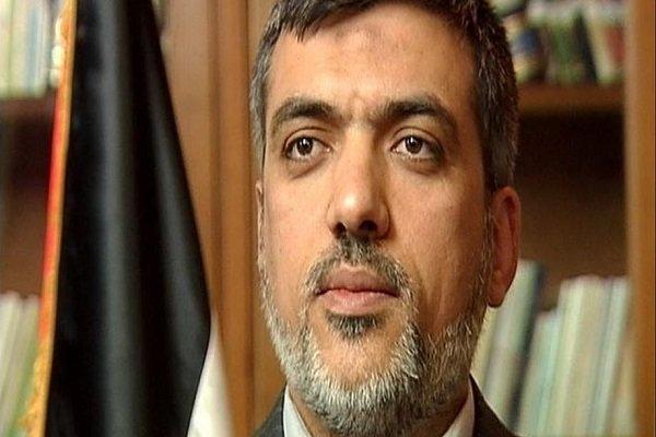 دیدار عضو ارشد «حماس» با رئیس پارلمان لبنان در بیروت