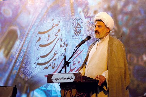 هیأتهای مذهبی لشکر نرم انقلاب اسلامی برابر استکبار جهانی هستند