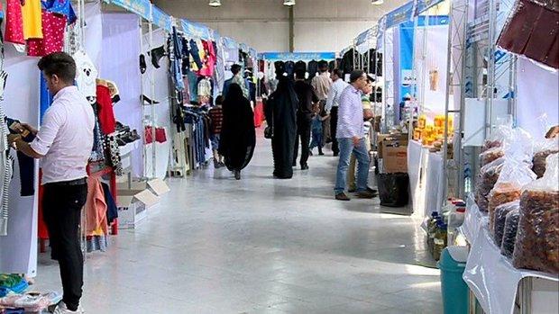 برپایی نمایشگاه عرضه محصولات مددجویان کمیته امداد آذربایجان شرقی