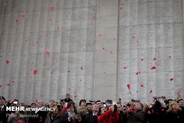 صدمین سالگرد پایان جنگ جهانی اول