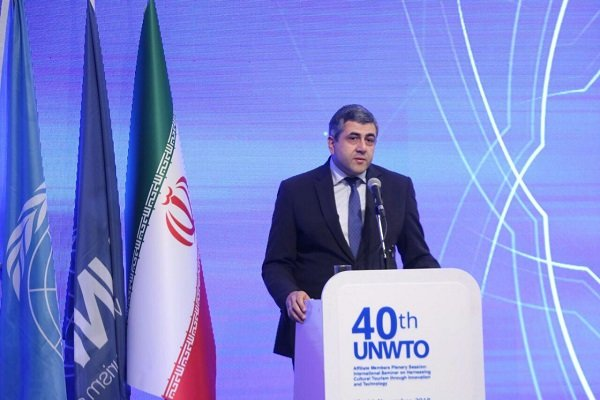 UNWTO chief thanks Iran for adopting measures against COVID-19