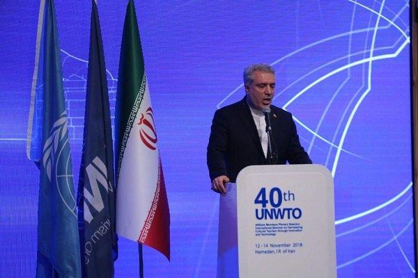ايران استقبلت 6 ملايين سائح اجنبي خلال 9 اشهر