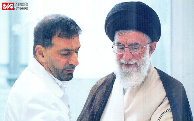 روایت همسر رهبری از لحظه شهادت «حاج حسن»
