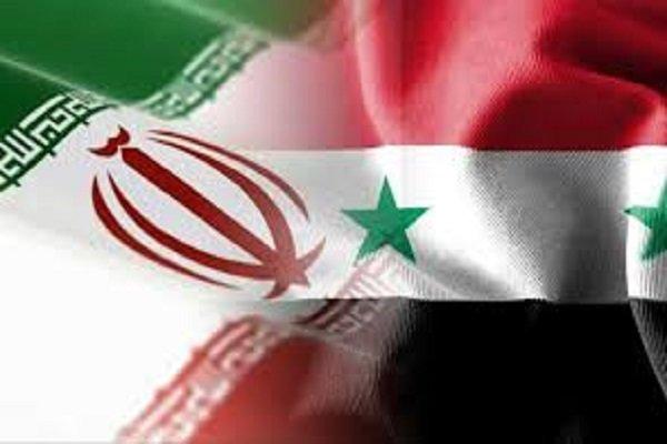 وفد برلماني سوري يصل إلى إيران