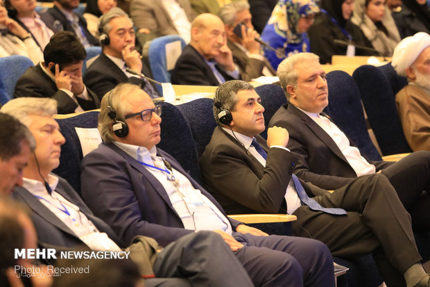 Opening ceremony of UNWTO cultural tourism seminar in Hamedan
