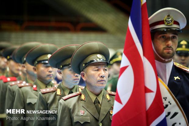 إفتتاح الدورة الاولى من مسابقات الرماية لعسكرين العالم