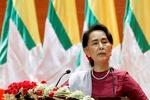 «سوچی» برای حضور در دادگاه کشتار مسلمانان روهینگیا عازم لاهه شد