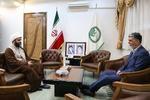 سازمان تبلیغات اسلامی کے سربراہ کی وزیر ثقافت و ارشاد اسلامی سے ملاقات