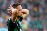 Chicharito'nun Beşiktaş'a transferi son onaya kaldı