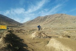 مسابقات دوچرخه سواری کوهستان بین المللی بام ایران برگزار می شود
