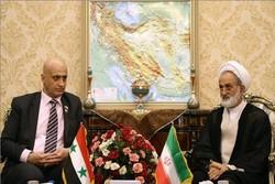إيران مستمرة في دعمها لسوريا على مختلف الصعد