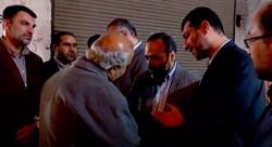 بازدید رئیس مرکز بسیج سازمان صداوسیما از تولید سریال «جلال»