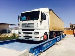 کالیبراسیون ۳۴۱ باسکول توزین وسایل نقلیه جادهای استان کرمانشاه
