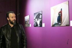 افتتاح نمایشگاه عکس «کودکان زلزله زده»
