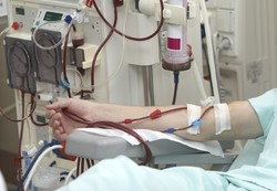 Specialized center for dialysis, thalassemia patients opens