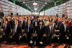 صوبہ خوزستان میں کئی صنعتی پراجیکٹوں کا افتتاح