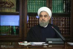 Rouhani underlines need for hope in society