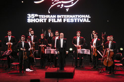 Closing Ceremony of 35th Tehran Short Filmfest.