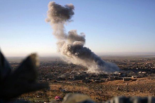 کشته شدن ۱۷ غیرنظامی دیگر در یورش جدید ائتلاف آمریکایی به سوریه