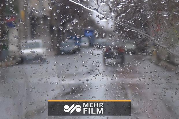 فلم/ ایران کے مختلف شہروں میں بارش کا سلسلہ جاری رہےگا