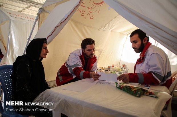 فعالیت بیش از دو میلیون داوطلب هلال احمر در کشور