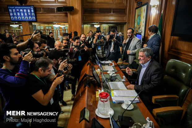 TCC appoints Pirouz Hanachi as Tehran mayor