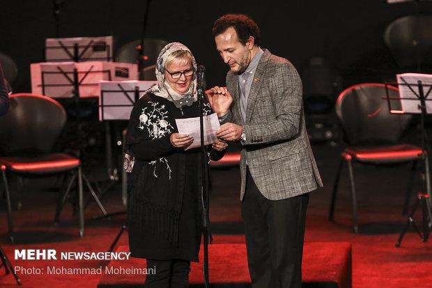İran'daki kısa film festivalinin kapanış töreni
