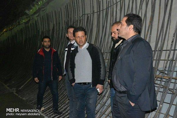 هیاهو زیر پوست شهر جریان دارد /همه چیز قطار شهری کرمانشاه+تصاویر