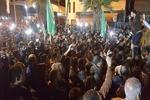 غزة تحتفل بانتصار المقاومة وتثبيت وقف إطلاق النار