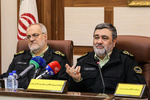 نشست گزارش جمع بندی نظارت تخصصی فرماندهی انتظامی تهران بزرگ