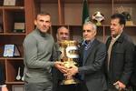 İran'da Süper Kupa'nın sahibi Persepolis