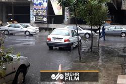 از امروز بارش ها بیشتر میشود/ خوزستان هم بارانی شد