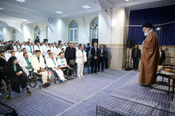 Supreme Leader lauds Asian Para Games medal winners