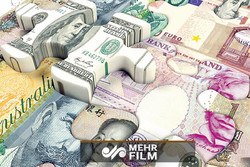 مقابله یورو با دلار
