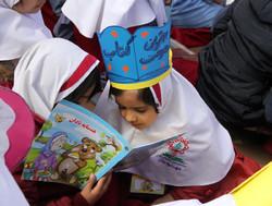 ۲۰۰۰ کتاب در بین مدارس آذربایجان غربی توزیع شد