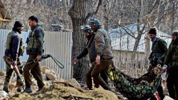 200 militants killed in Kashmir this year
