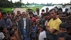 Despite global outcry, Rohingya repatriation from Bangladesh to begin this week