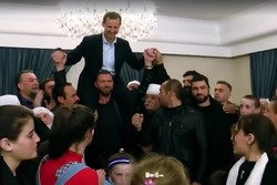 VIDEO: Syrians thanking Assad for liberation