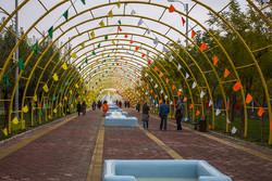 مراسم افتتاح پروژه های شهری اراک