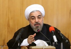 Sanctions doomed to failure, Rouhani says