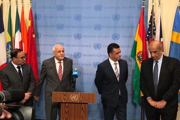 غزہ کی صورتحال کے بارے میں سلامتی کونسل کا اجلاس بے نتیجہ ختم