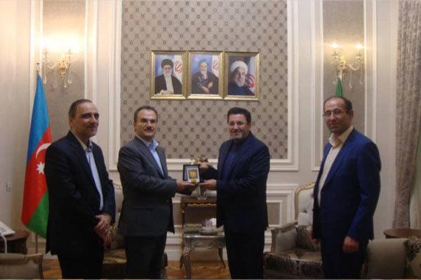 همکاری دانشگاه علوم پزشکی اردبیل با دانشگاه های کشور آذربایجان