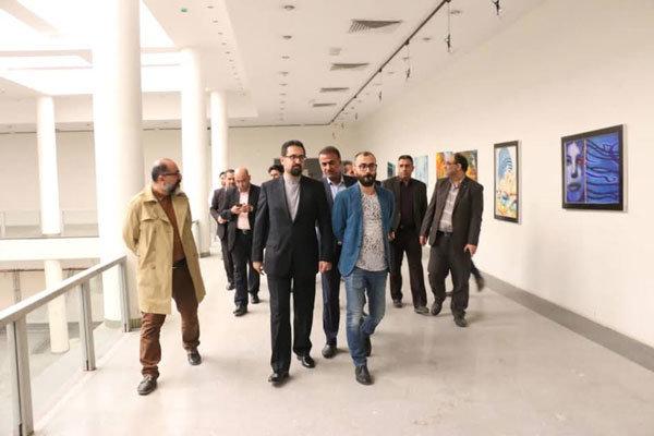 برپایی تئاتر فجر در منطقه آزاد اروند/آثار تجسمی به استانها میرود