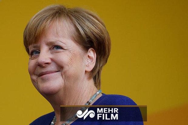 فلم/  جرمنی کی چانسلر / میں میکرون کی بیوی نہیں ہوں