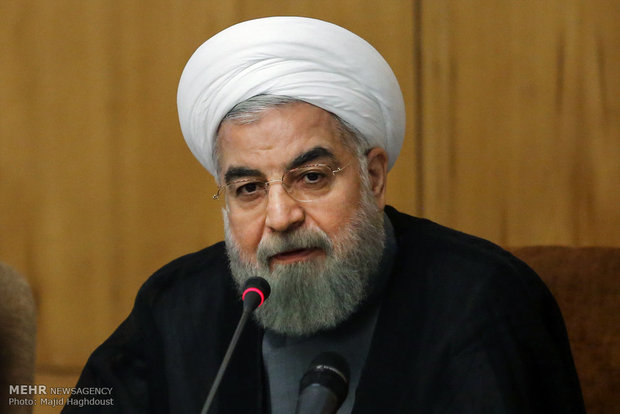 Rouhani calls for focusing on domestic capacities