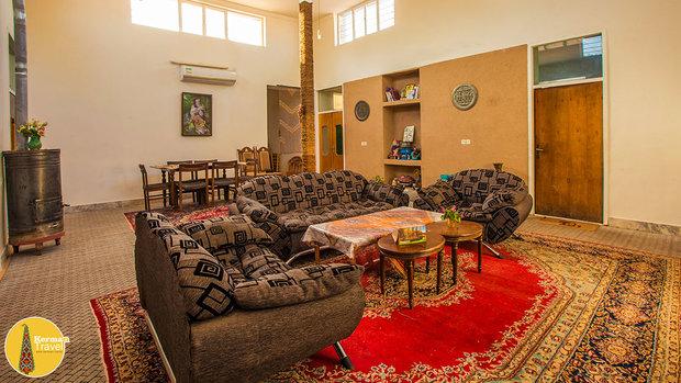 300 eco-lodges running across Kerman province