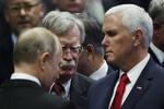 جوابیه پوتین به پنس در خصوص موضوع دخالت روسیه در انتخابات آمریکا